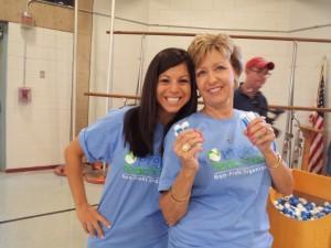 Volunteers Make It Work