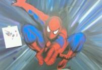 Spiderman Room Makeover
