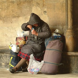 Hope for the Homeless Outreach