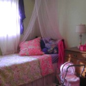 Disney Princess Room Make-over
