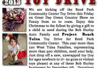 2013 PRT Toy Drive